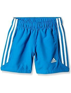 adidas Yb ESS 3S CHELS - Pantalón Corto para Niños, Color Azul/Blanco, Talla 176