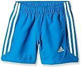adidas Jungen Oberbekleidung Essentials 3 Stripes Chelsa Shorts, blau, 176, AK2049