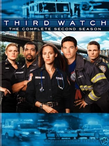 Third Watch : Complete Season 2