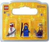 LEGO Ninjago Figurenset: 3 Ninjago Figuren (Jay, Snappa und Sleven) in toller Geschenkverpackung