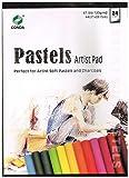 Pastel Papier 24 Blatt 120 gr A3 farbig