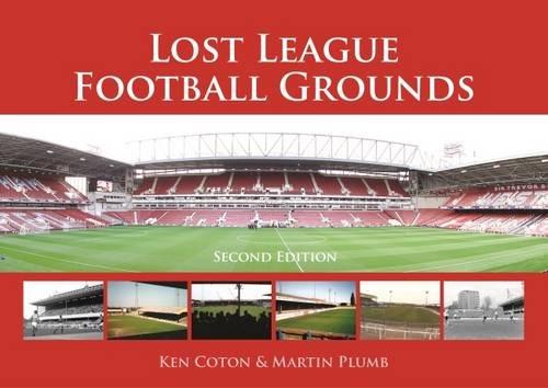 Lost League Football Grounds por Ken Coton