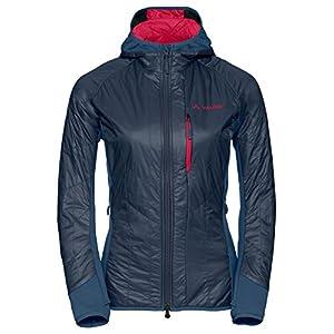 VAUDE Women 's sesvenna Jacket II Giacca isolante per lo sci da escursionismo donna, donna, 40616, eclissi, S (FR: 38)