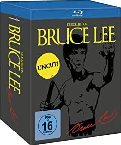 Bruce Lee - Die Kollektion - Uncut [Blu-ray]