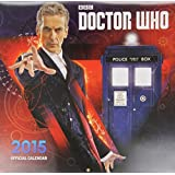 Official Doctor Who 2015 Wall Calendar (Calendars 2015)
