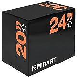 Mirafit 3in1 Soft Plyo Jump Box