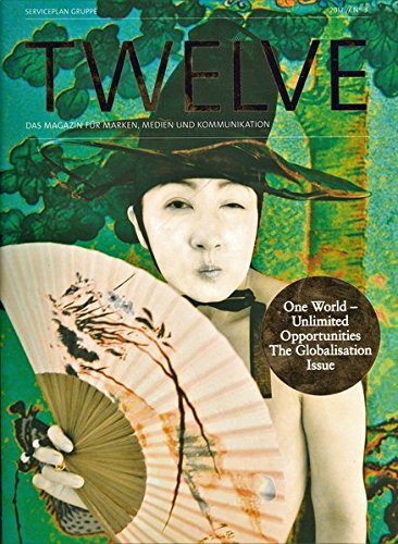 TWELVE No. 3: The Coffeetable Magazine 2017 (Marken, Medien, Kommunikation)