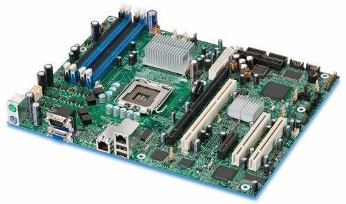 Intel Entry Server Board S3000AHLX–Motherboard–ATX–Intel 3000–LGA775Socket–UDMA100, Serial ATA-300(RAID)–2x Gigabit Ethernet–Video (Intel Motherboard Board Server)