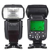 Andoer AD-980 II - Flash con zapata para Canon