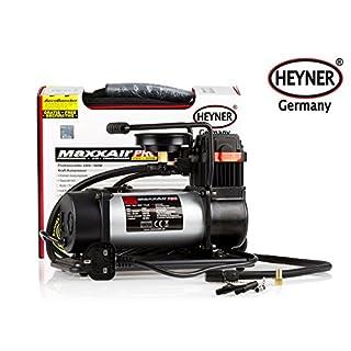 HEYNER PREMIUM MaxxAir POWER 150 AIR COMPRESSOR PSI 10 BAR 230V Auto 4 x 4 TRUCK inkl. Aufbewahrungstasche