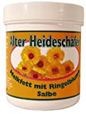 Melkfett mit Ringelblumen Salbe Hautschutzmittel für raue Haut, schützt und macht geschmeidig, zur...