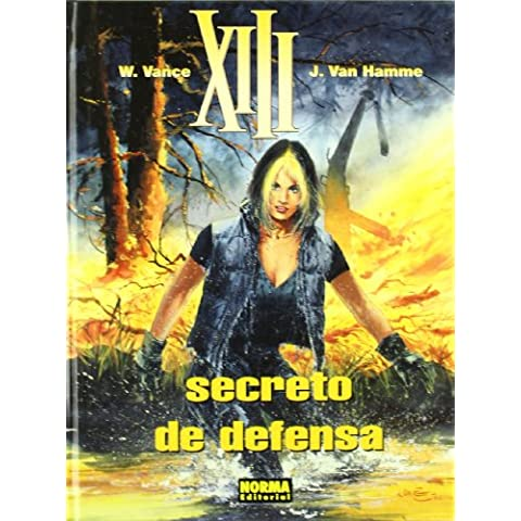 XIII 14. SECRETO DE DEFENSA