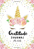 Gratitude Journal for Kids: Cute Unicorn Graphic Cover, Gratitude Everyday, Gratitude Journal Diary Record for Children Boys Girls, With Daily Prompts ... Volume 6 (Today I am Grateful for...) Bild