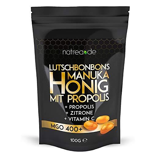 Natrea Manuka-Honig Lutschbonbons