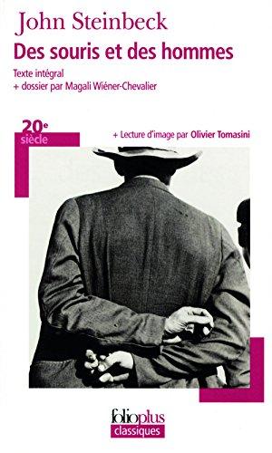 Des Souris et des hommes par John Steinbeck
