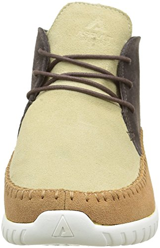 Asfvlt - Yuma, Scarpe da ginnastica Unisex – Adulto Marron (Sand/Earth/Natural)