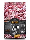Belcando Mastercraft Fresh Turkey [500g] Trockenfutter für Hunde | 80% Frischfleisch | Hundefutter getreidefrei | für alle Rassen