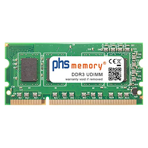 PHS-memory 1GB Drucker-Speicher für Kyocera Ecosys M5526 CDN/CDW DDR3 UDIMM 1333MHz -
