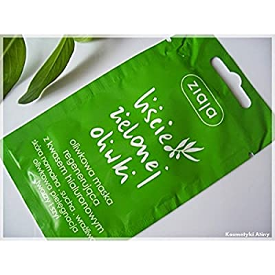 Zaja Olive Leaf Regenerating Mask 1x7ml by Ziaja