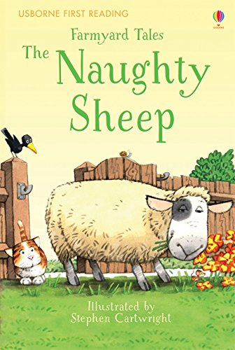 First Reading Farmyard Tales: The Naughty Sheep (2.2 First Reading Level Two (Mauve))