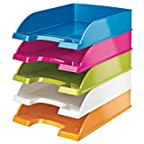Leitz 5226 Briefkorb Plus WOW sortiert 5 Farben