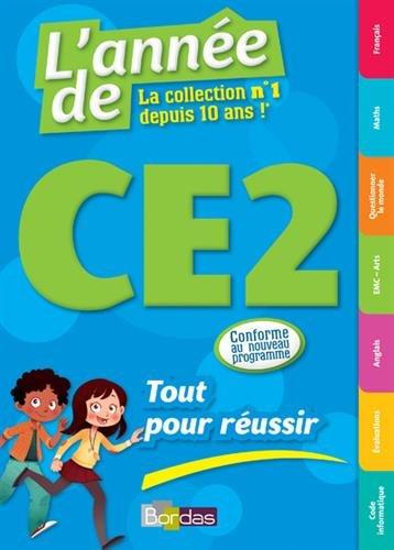 L'Anne de CE2 - Nouveau programme 2016
