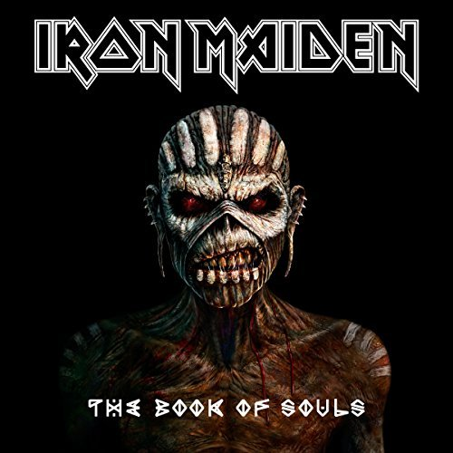 The Book Of Souls by Iron Maiden (2015-08-03)
