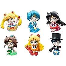 Sailor Moon Petit Chara Land Makeup by Candy Series (1 Random Blind Box)
