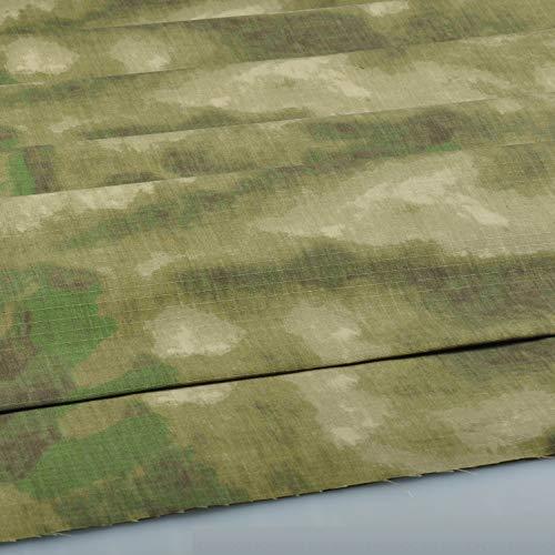 Camouflage Baumwolle-Mischgewebe Army Military 152,4cm W Stoff TAC FG (Tac Stoff)