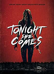 Tonight She Comes - Mediabook - Limitierte Uncut Collector's Edition auf 333 Stück  (+ DVD) [Blu-ray]