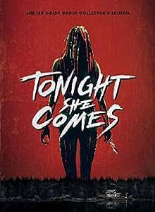 Tonight She Comes - Mediabook - Limitierte Uncut Collector's Edition auf 333 Stück  (+ DVD) [Blu-ray]