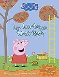 La tortuga traviesa (Peppa Pig. Actividades): (Incluye pegatinas)