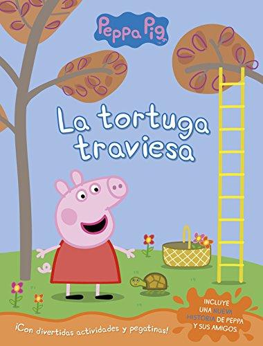 La tortuga traviesa (Peppa Pig. Actividades): (Incluye pegatinas) por Varios autores