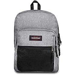 Eastpak Pinnacle Sac à dos, 42 cm, 38 L, Gris (Sunday Grey)