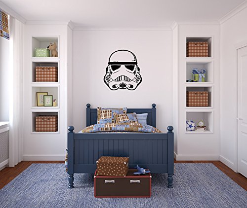 Star Wars Storm Trooper–Vinilo de pared adhesivo
