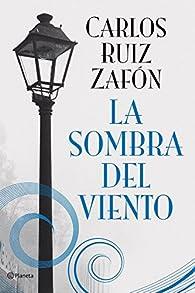 Pack La Sombra del Viento conmemorativa + marcapáginas metálico par Carlos Ruiz Zafón