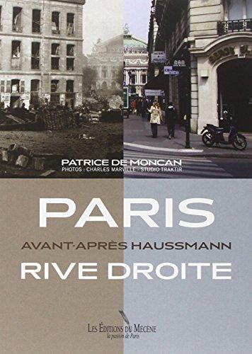 Paris Avant-Après Haussmann - Rive Droite