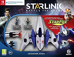 Starlink Pack de Démarrage pour Nintendo Switch