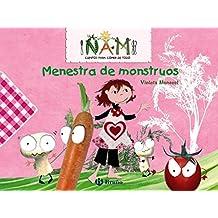 Menestra de monstruos (Castellano - A Partir De 3 Años - Libros Didácticos - Ñam) (Spanish Edition)