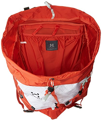Haglofs Roc Spirit 40 Hiking Backpack habanero/soft white