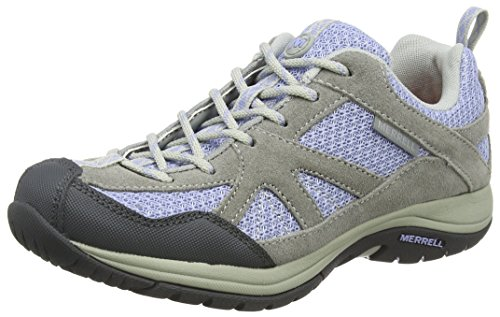 Merrell Zeolite Una, Women's Lace-Up Low Rise Hiking Shoes - Wld Dove/Lavender,...