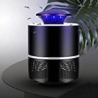LACOSSI International Eco Friendly Electronic LED Mosquito Killer Machine Trap Lamp, Theory Screen Protector (Black)