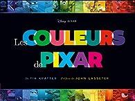 Les Couleurs de Pixar par  Huginn & Muninn