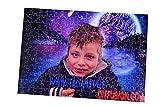 Puzzle personalizado personalizable impresión 192tacos rectangular A4Photo fotografía fotomontaje Image