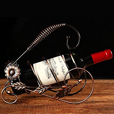 xiuxiamdiamju Vin de fleur de soleil Europe créative , bronze