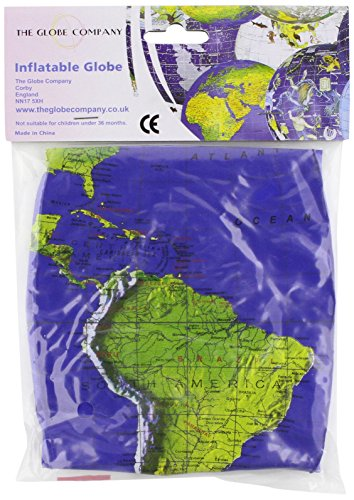aphical Inflatable Globe ()