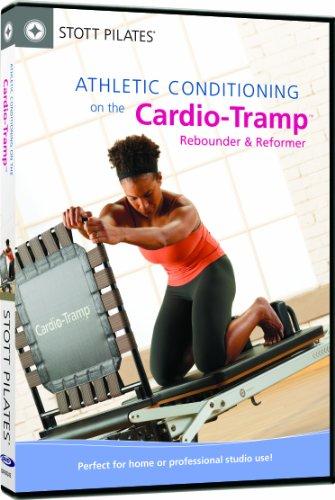 STOTT PILATES Athletic veredelungstechnik auf der cardio-tramp Minitrampolin und Reformer