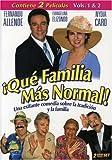 Que Familia Mas Normal 1 & 2 [DVD] [Import]