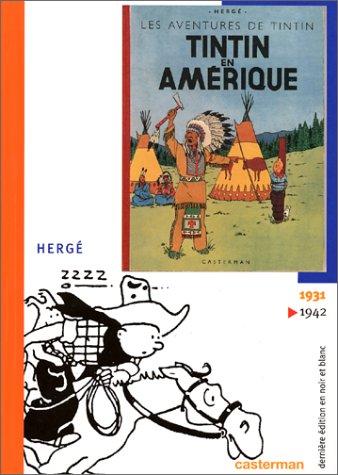 Tintin en Amérique, fac-similé