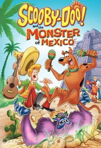 Image of Scooby-Doo and the Monster of Mexico